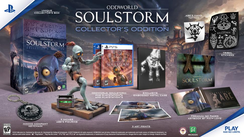 Спустя семь патчей руководитель Oddworld: Soulstorm доволен состоянием игры