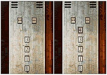 Странный лифт