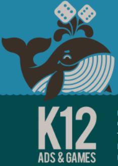 «К12»— разработчик игр иприложений для социальных сетей. Основной офис находится вг.Ангарске. Более миллиона пользователей посещают приложения ежедневно, количество пользователей перевалило отметку в18 миллионов