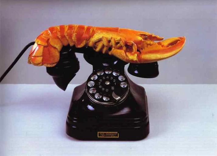Телефон-омар 1938 г.