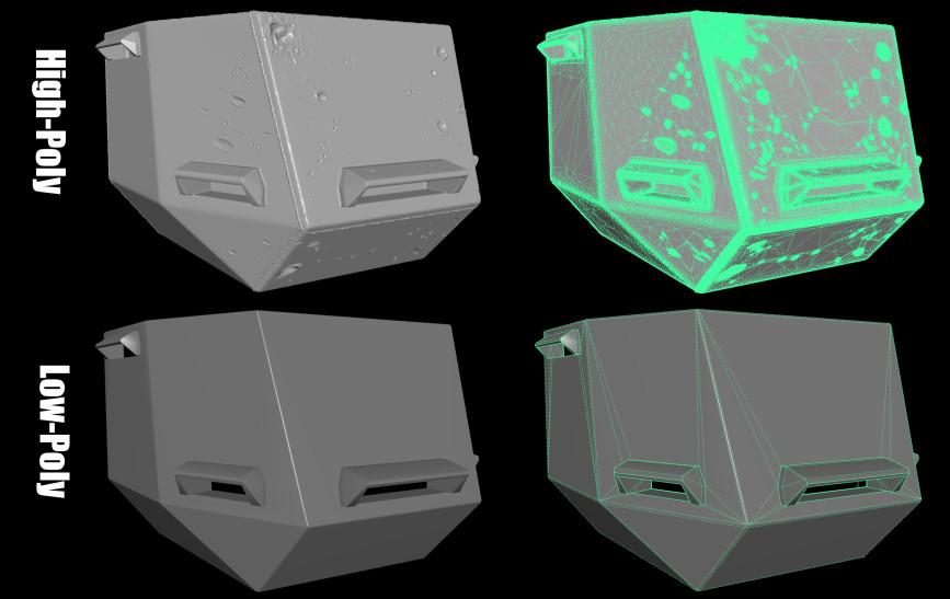 Как создаются 3D модели для игр – то, что всегда было с вами, но чего вы не замечали