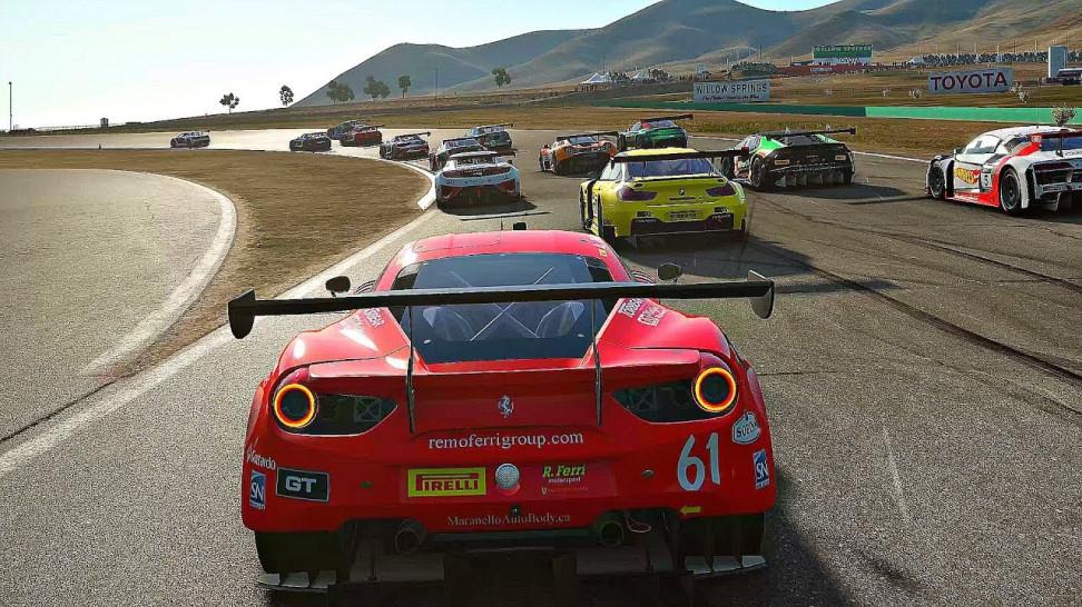 <i>                                                    Игра Project Cars 2</i>
