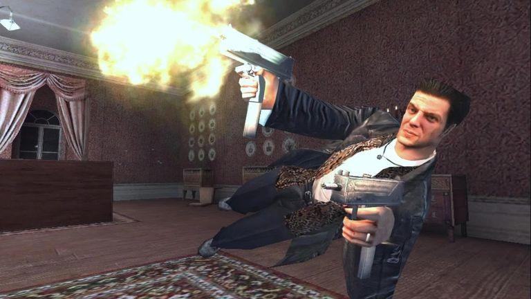 <b>Механика Bullet Time в игре Max Payne</b>