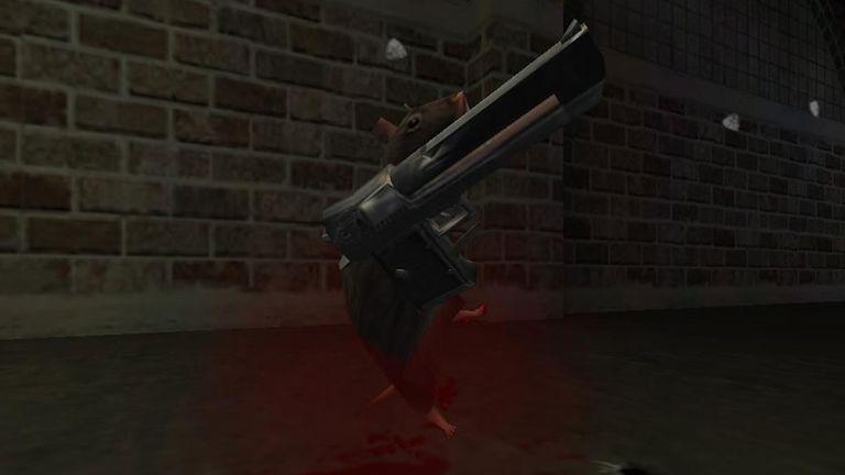 <b>Крысиные пасхалки в Max Payne</b>