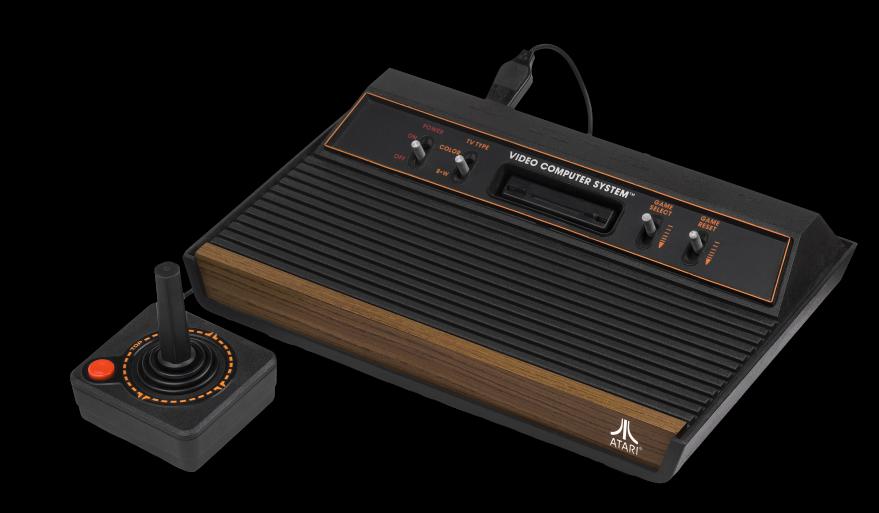 <i><b>Atari 2600</b></i>