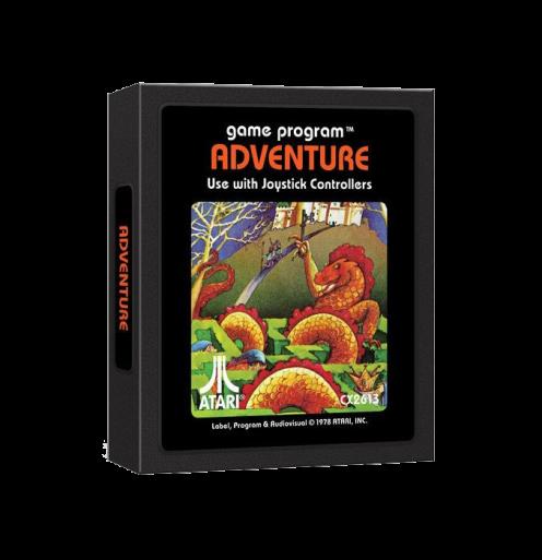 <b><i>Картридж с Adventure</i></b>
