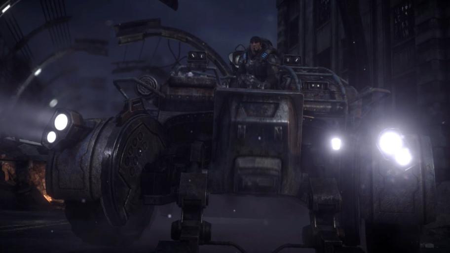 Великий транспорт, такой же великий как Мако в Mass Effect