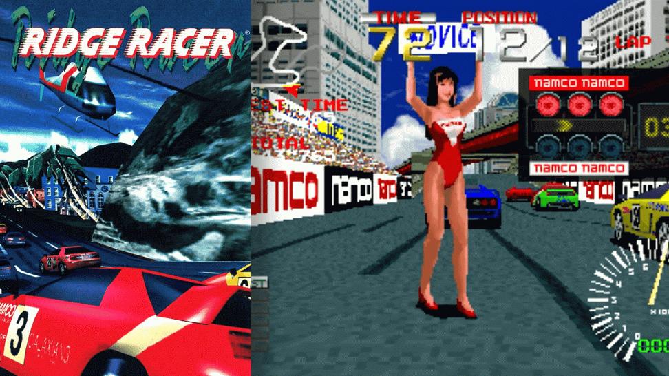 Первые игры консолей PlayStation
