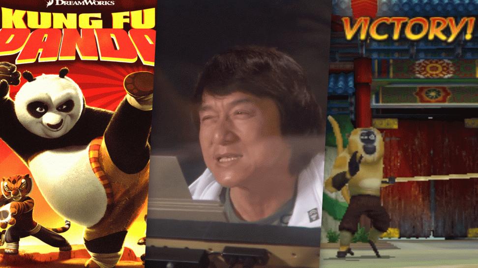Игровая жизнь: Джеки Чан