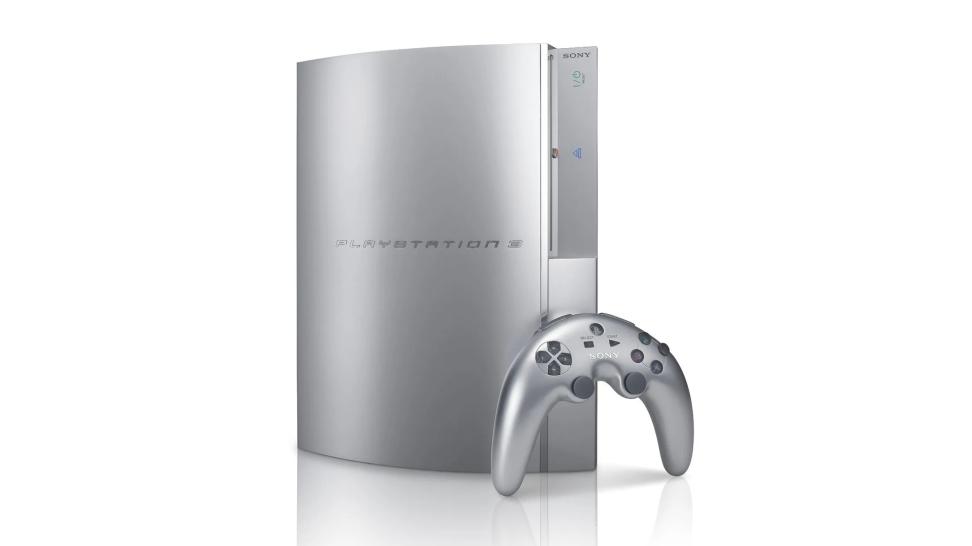 Старая, но не бесполезная • PS3 для компании