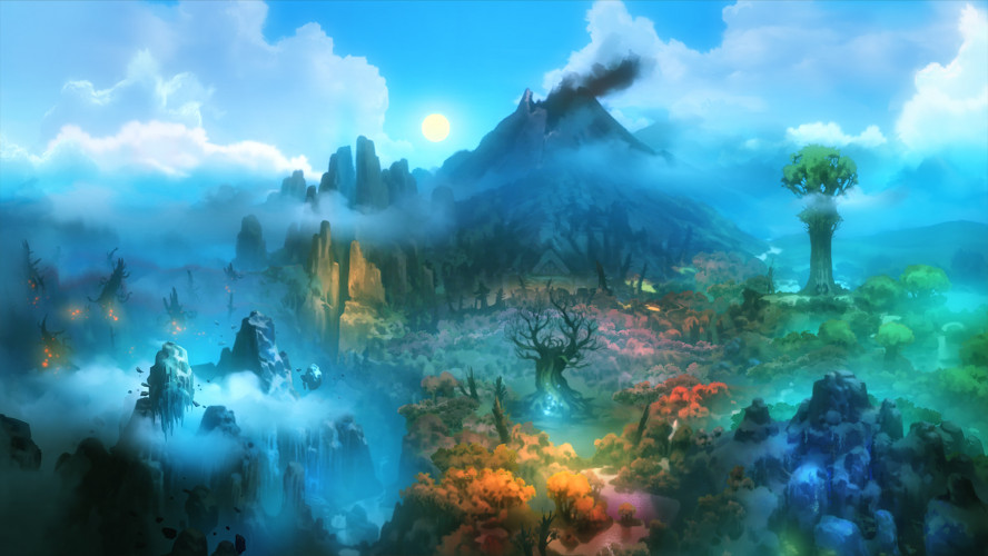 [Обзор]Ori and the Blind Forest