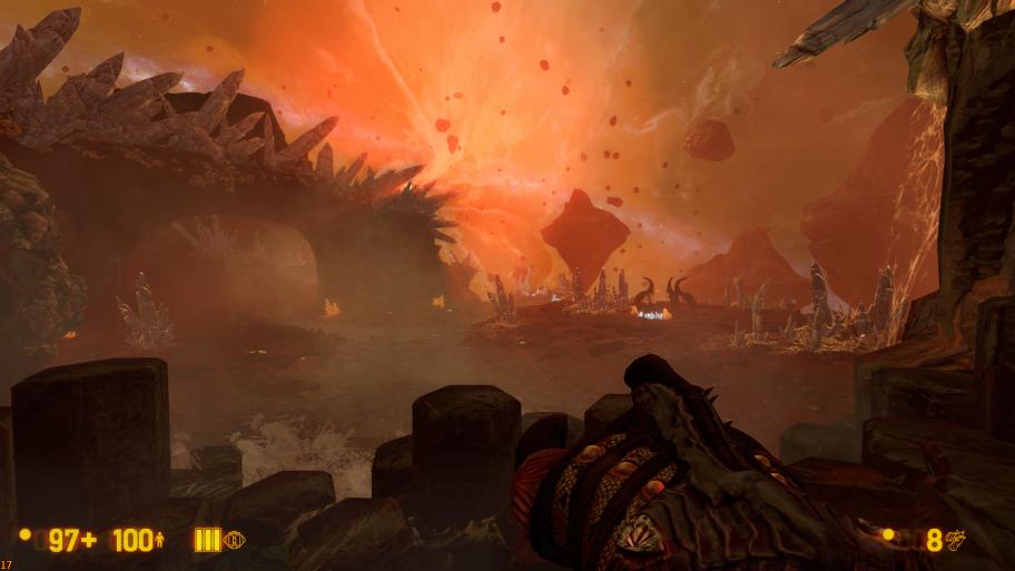 Black Mesa: Doom mod