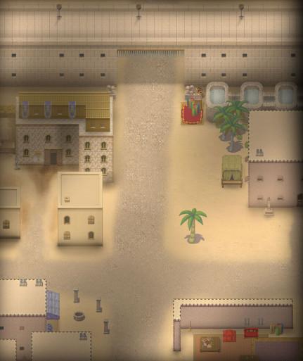 Пустыня— дом краснокожих футанари