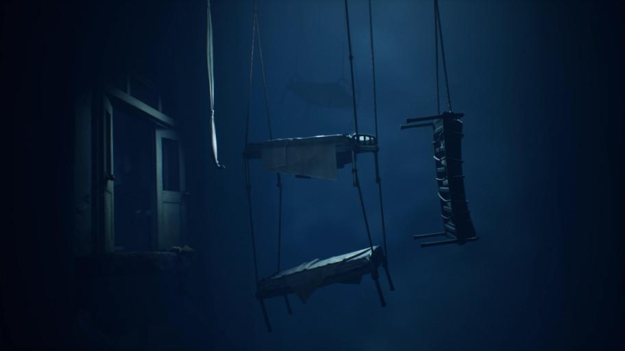 Чтобы каждый раз, когда Шестая держит Моно над пропастью, ты не переставал сомневаться: «Отпустит или нет?»