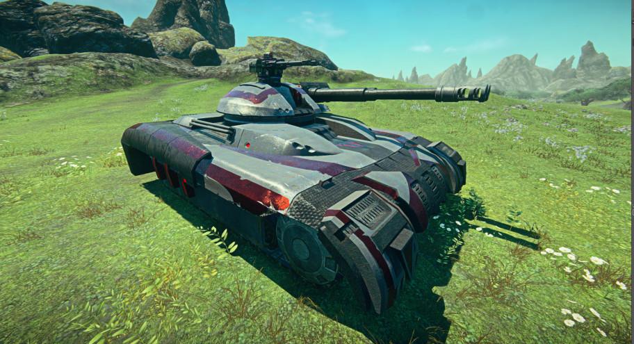 Танк ТР(Prowler)
