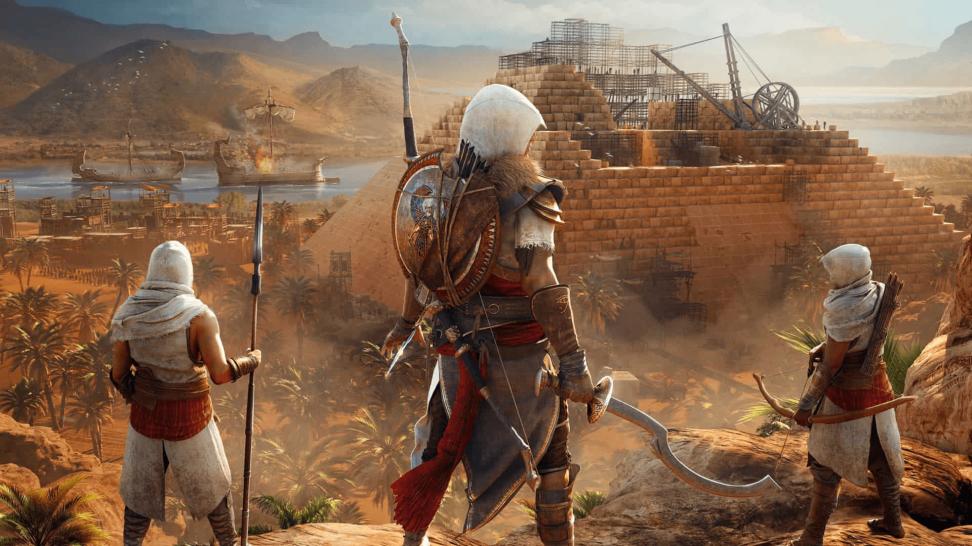 Почему все любят Assassin's Creed