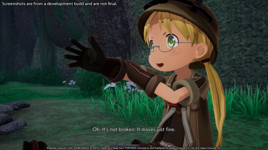Анонс Made in Abyss: Binary Star Falling into Darkness
