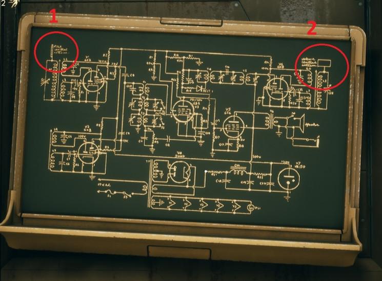 Загадка двух антенн.