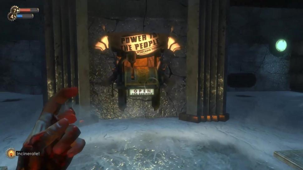 Хватит хейтить Bioshock Infinite