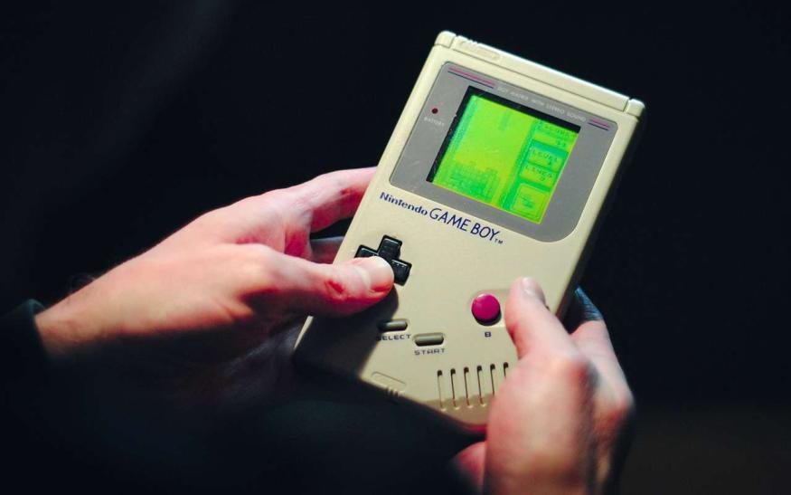 Самый первый Game boy или почему портативки — круто