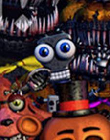 История серии Five nights at Freddy's. Часть 5. FNaF World