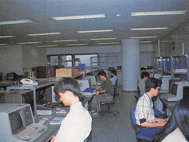 Создание игры Хидео Кодзимы Snatcher. Часть 1