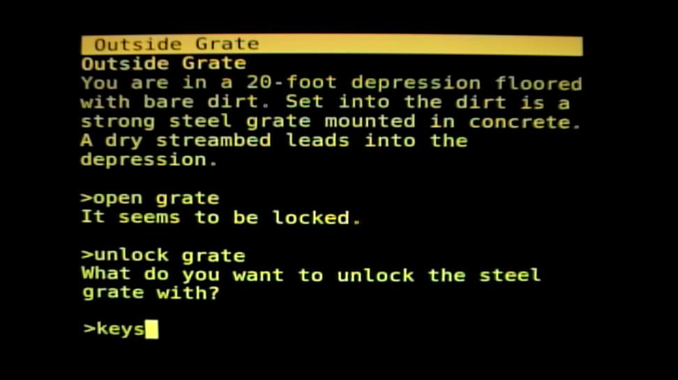 Интерактивные романы и одна из первых игр по Говарду Лавкрафту