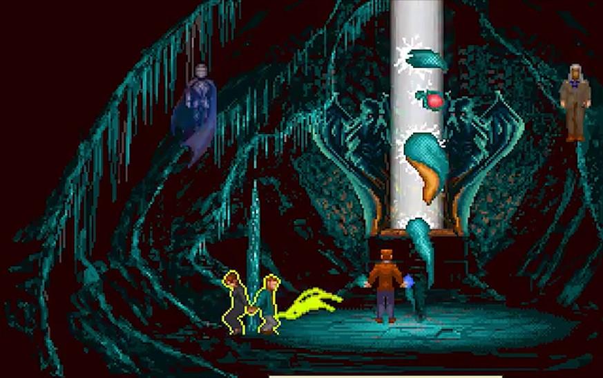 Забытая Call of Cthulhu: Shadow of the Comet