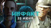 Инфакт от 20.06.2016 — Dishonored 2, Battlefield 1, Resident Evil 7…