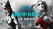 Инфакт от 29.06.2016 — Batman: Return to Arkham, Call of Duty: Black Ops 3…