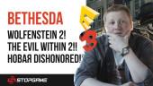 E3 2017. Итоги презентации Bethesda: анонсы The Evil Within 2, Wolfenstein 2 и новой Dishonored