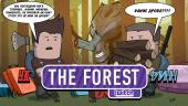 The Forest. Уэс и Флинн стримят The Forest. Каннибалы в панике