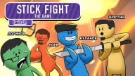 Stick Fight: The Game. Ёлки-палки-щекоталки