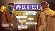 Wreckfest. Дребезги