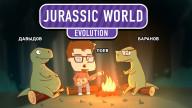 Jurassic World Evolution. Укрощение долбоящеров