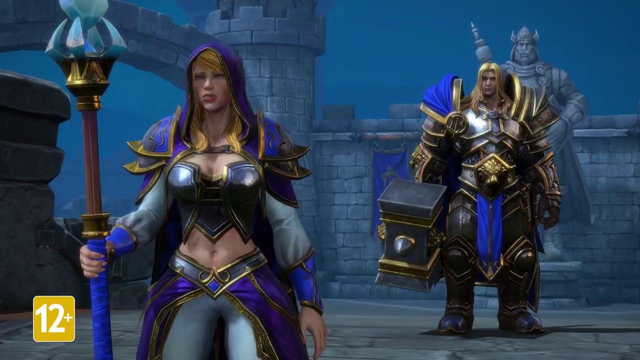 Warcraft III: Reforged: BlizzCon 2018. Резня в Стратхольме