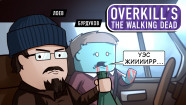 Overkill's The Walking Dead. Мёртвый дед