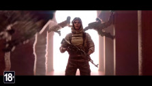 Wind Bastion: оперативница Nomad
