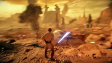 Трейлер Battle of Geonosis