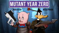 Mutant Year Zero: Road to Eden. Looney Tunes XXL