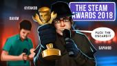 The Steam Awards 2018. Пекабоярские итоги года!