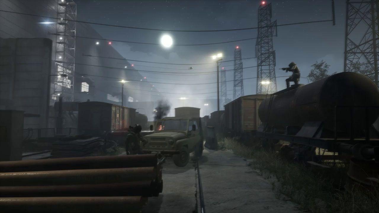 Chernobylite: Gamescom 2019. Ограбление атомной электростанции