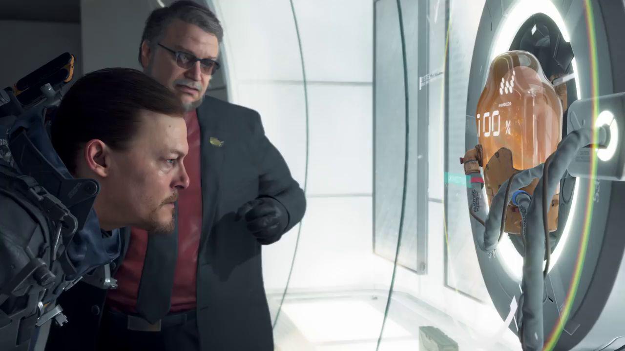 Death Stranding: Gamescom 2019. Трейлер младенца