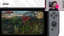 gamescom 2019. Геймплей версии для Nintendo Switch