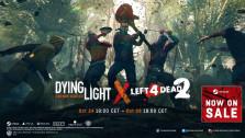 Трейлер кроссовера с Left 4 Dead 2