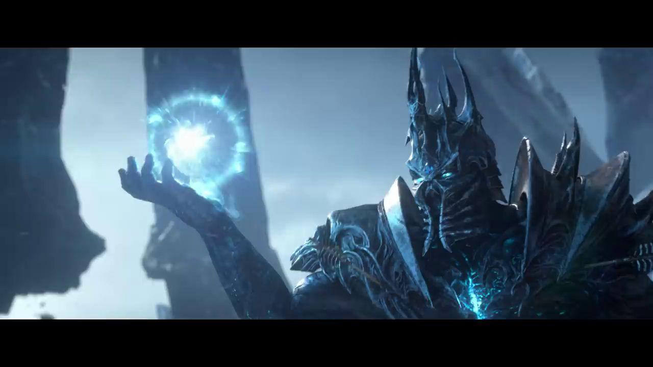 World of Warcraft: Shadowlands: BlizzCon 2019. Кинематографичный трейлер