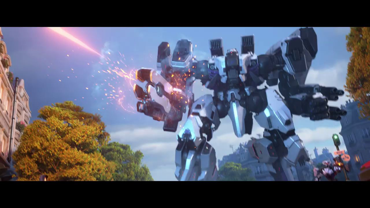 Overwatch 2: BlizzCon 2019. Кинематографичный трейлер «Точка отсчёта»