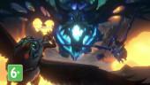 BlizzCon 2019. Вступительный ролик «Натиска драконов»