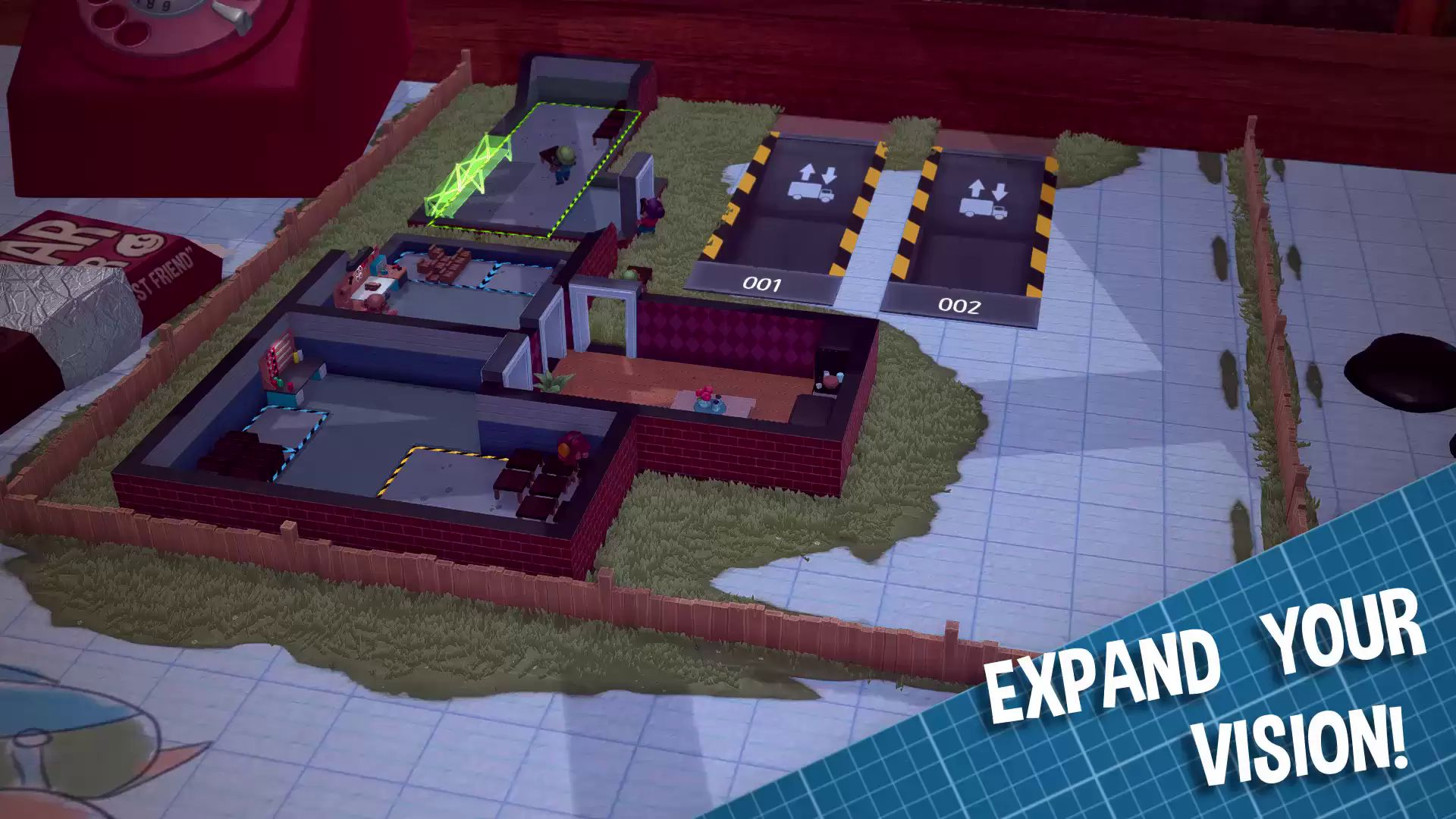Little Big Workshop: Анонс игры