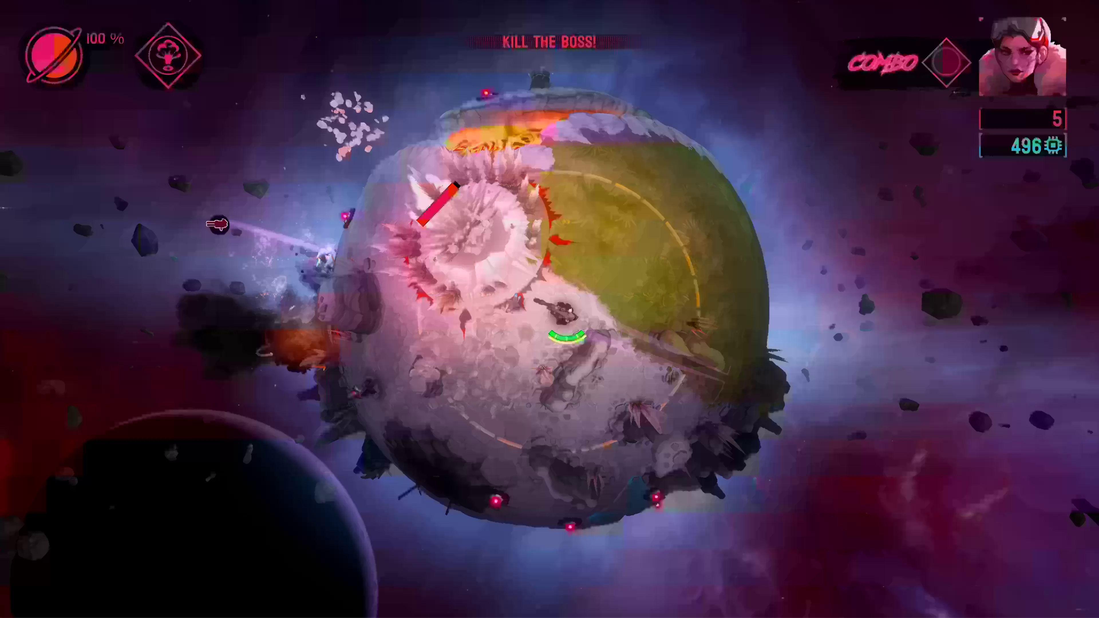 Battle Planet: Judgement Day: Релизный трейлер